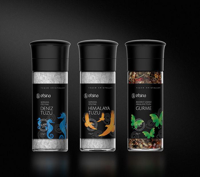 Organic Salt Brands