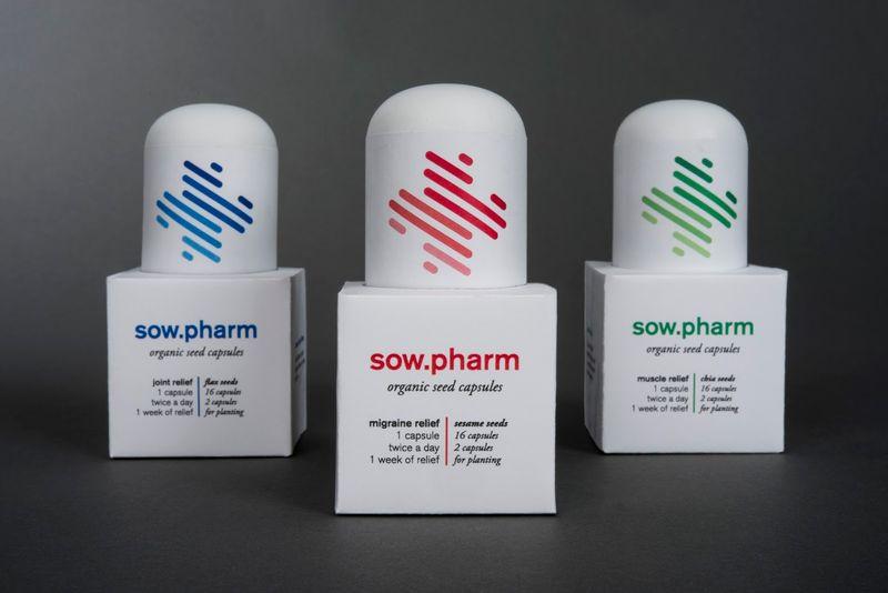 Pharmaceutical Seed Packaging
