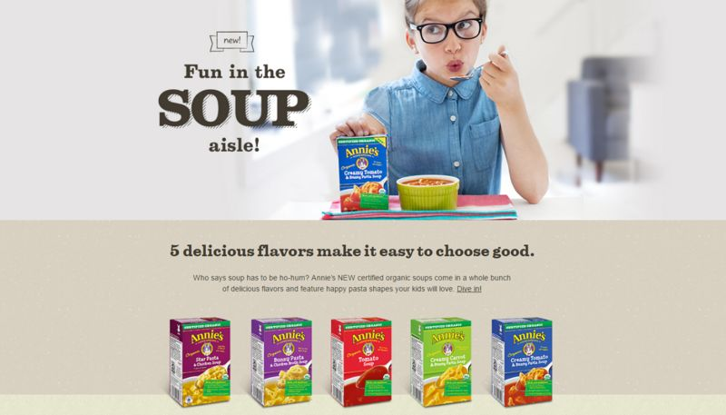 Kid-Friendly Organic Soups