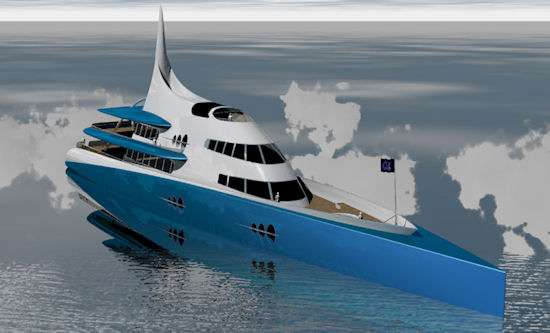 Eco Luxury Yachts