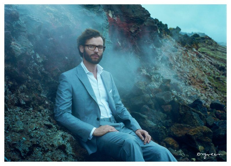 Misty Menswear Campaigns