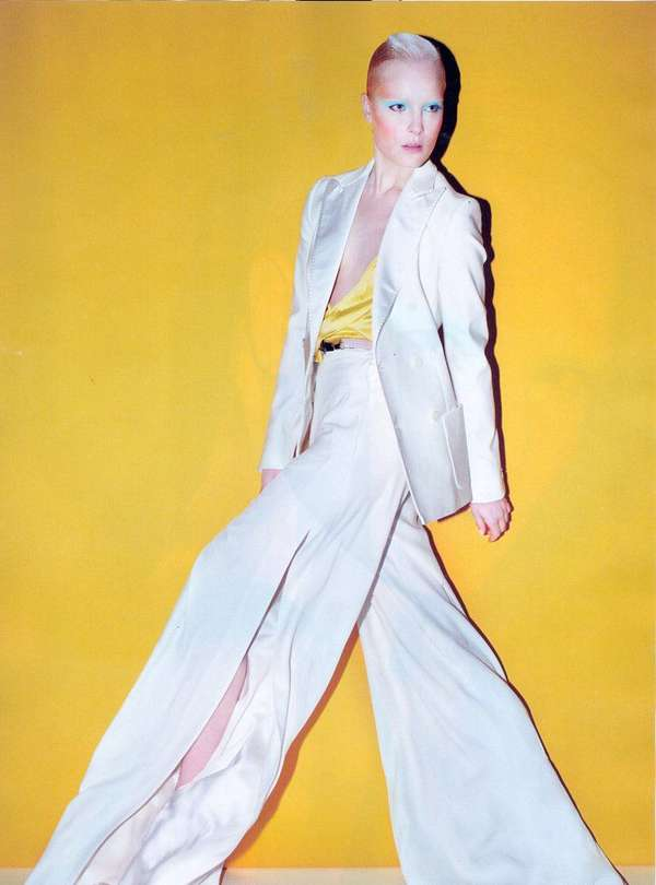 Bold Androgyny Editorials