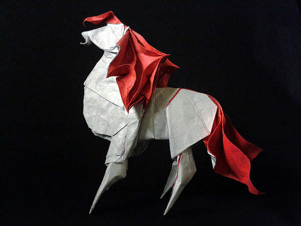 Intricately Folded Critter Crafts