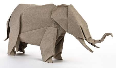 Alphabetical Origami