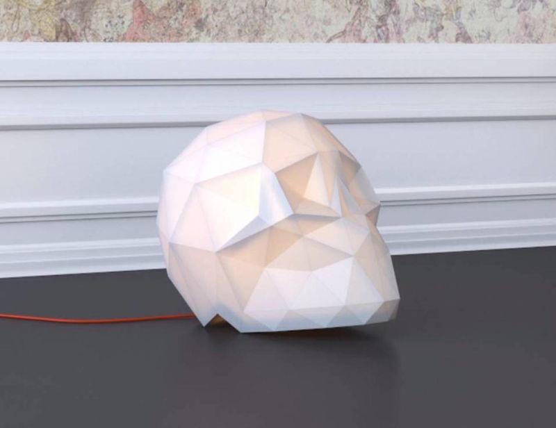 Geometric Cranium Illuminators