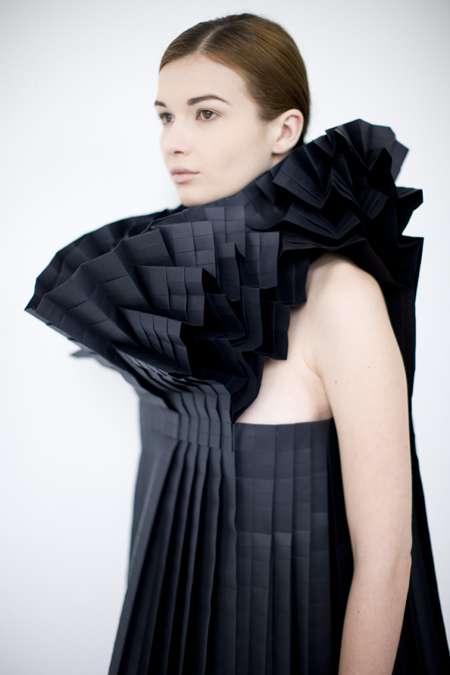 Complex Origami Couture