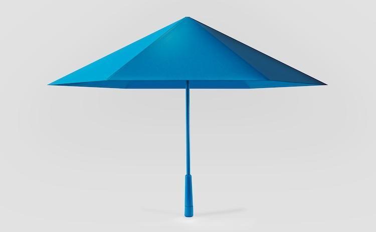 Handy Origami Umbrellas