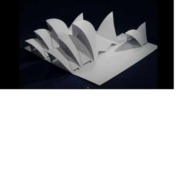 Iconic Landmark Origami