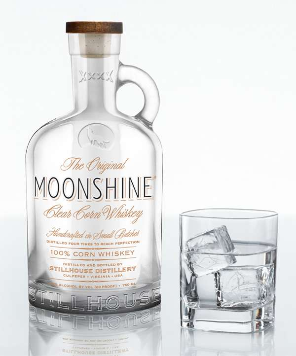 Mass-Produced Moonshine