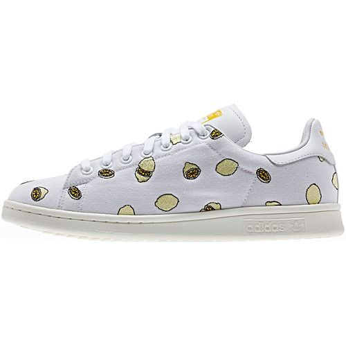Citrus-Printed Sneakers