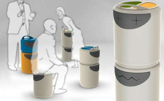 Adaptable Domestic Receptacles