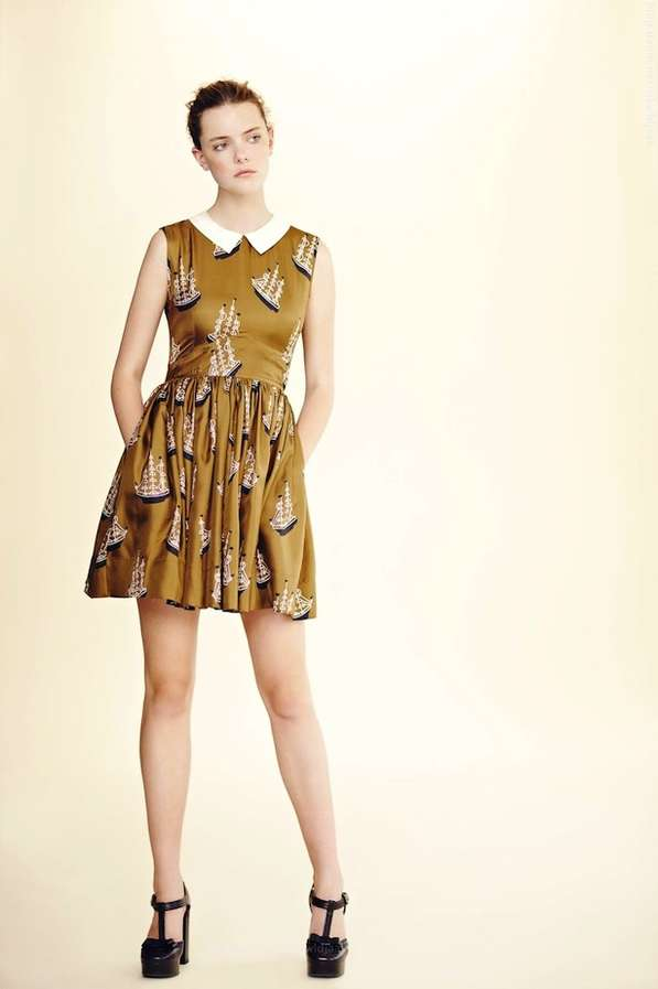 orla kiely resort 2013