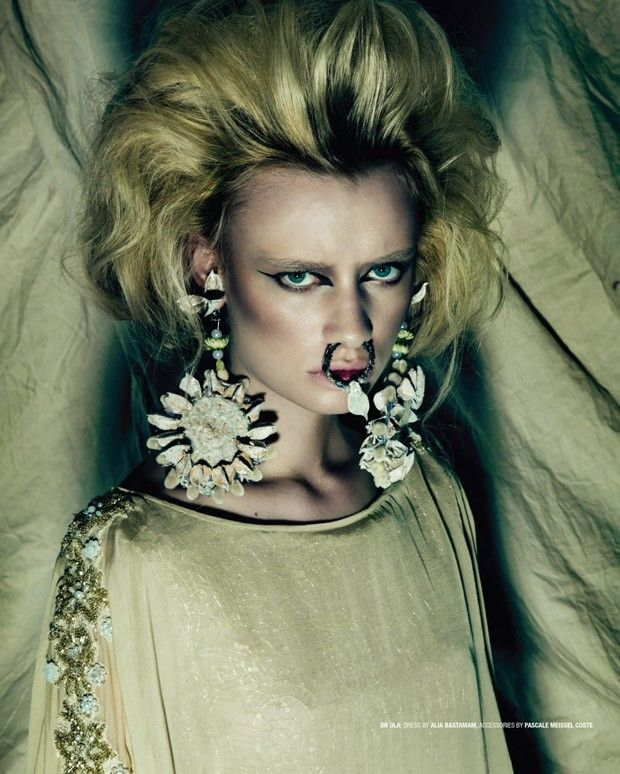 Ornate Accessory Editorials
