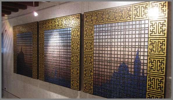 Master Mosaic Workshops Orsoni Mosaic Foundry