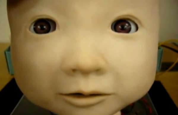 Robotic Baby Heads