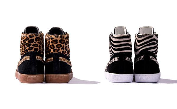 Wild Safari-Ready Sneakers