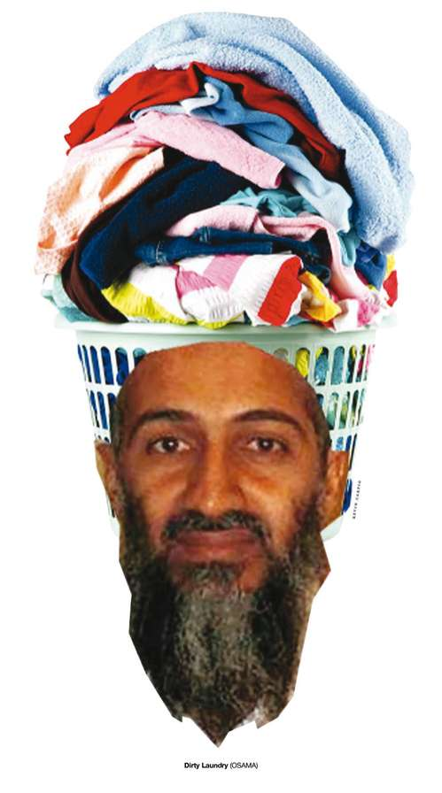 Osama Dirty Laundry