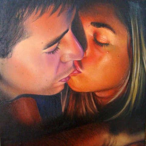 Passionate Couple Portraits