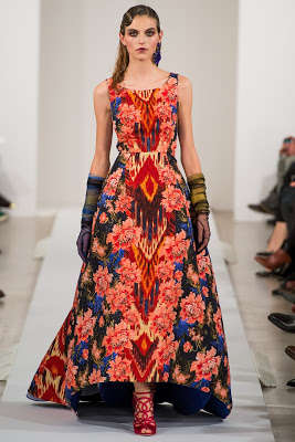 Oscar de la Rental Fall 2013