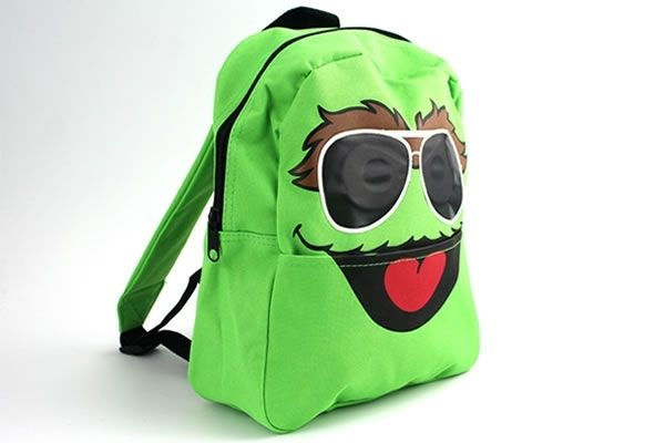 Nostalgic Television Show Backpacks