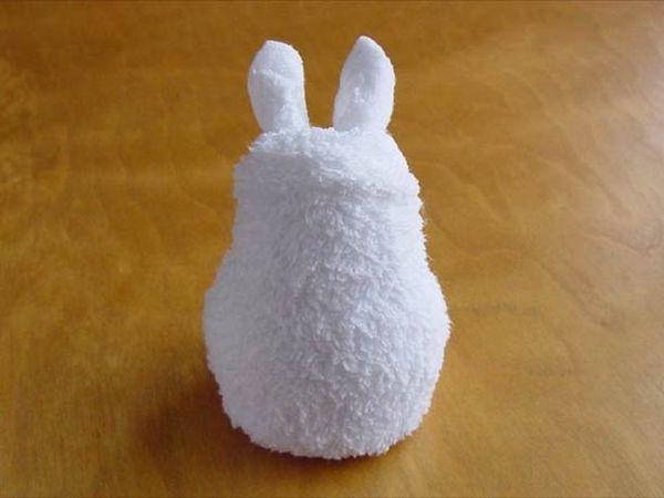 Endearing Japanese Towel Art
