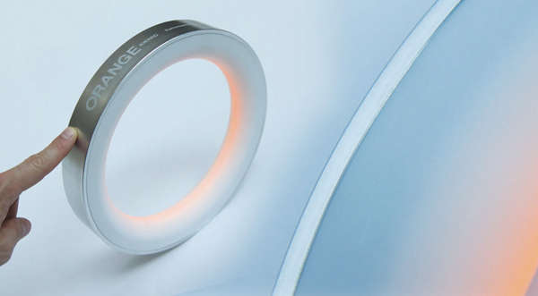 Illuminating Ring Lamps