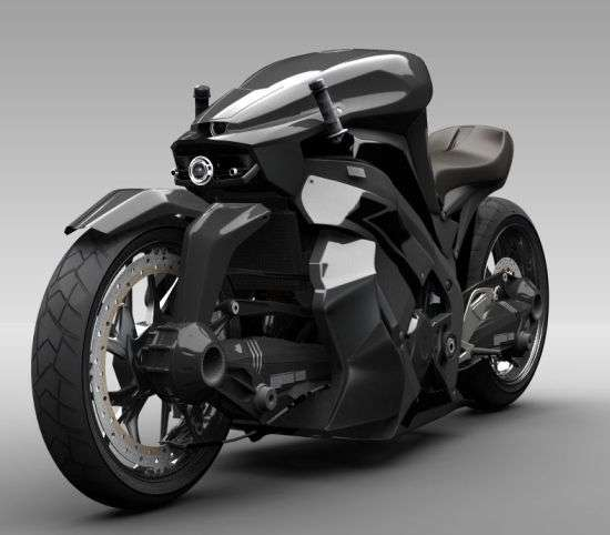 Aerodynamic Muscle Bikes