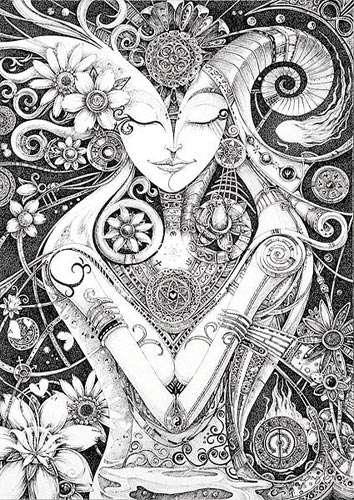 Good Karmic Ilustrations