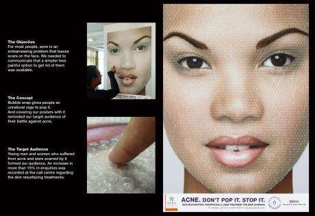 Interactive Plastic Surgery Ads