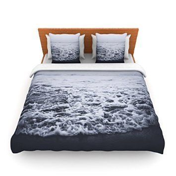 Hyperrealistic Seaside Bedding