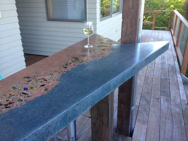 Beach Glass Bars