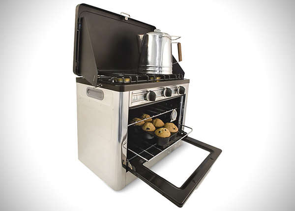 Miniature Outdoor Ovens