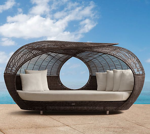 Elegant Ellipse Furniture