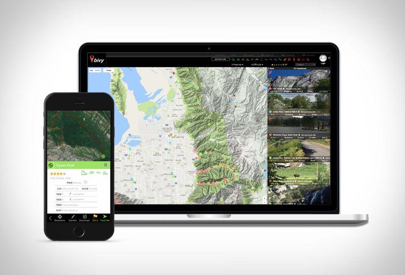 Outdoor Adventure Apps