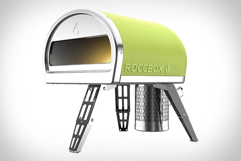 Compact Outdoor Ovens