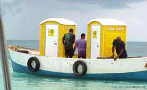 Outlandish Outhouses and Less-Than-Private Privies