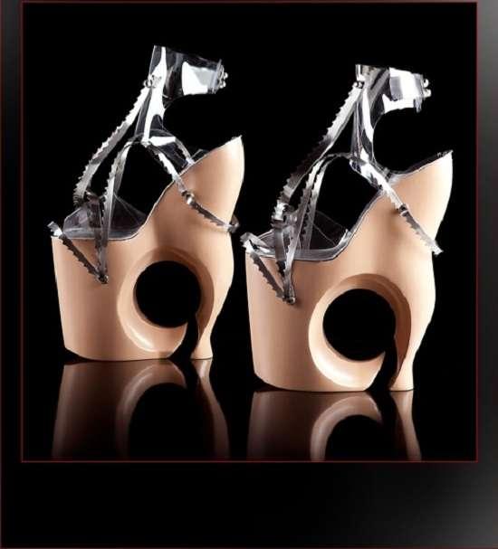 Outrageous Designer Shoes 80 Outrageous Platform Designs
