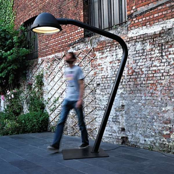Outsider Lamp by Jacco Maris