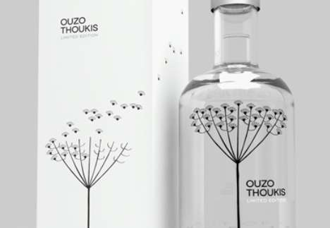 Ouzo Thoukis Packaging