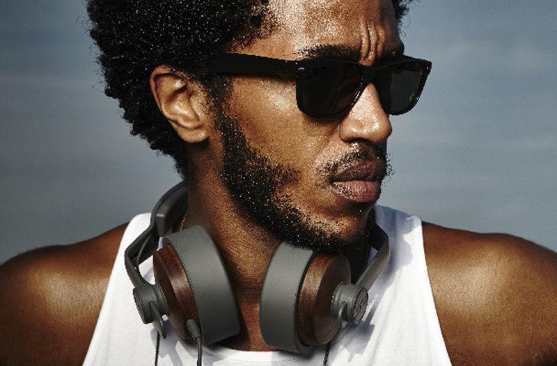 Eco-Friendly Wooden Headphones