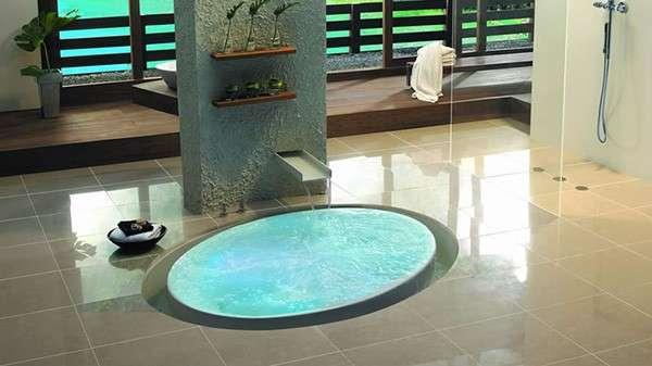 Sake-Inspired Baths