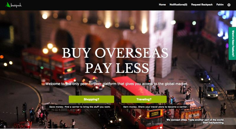 Overseas Shopping Networks