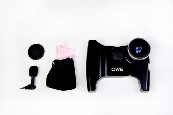 owle iphone video rig