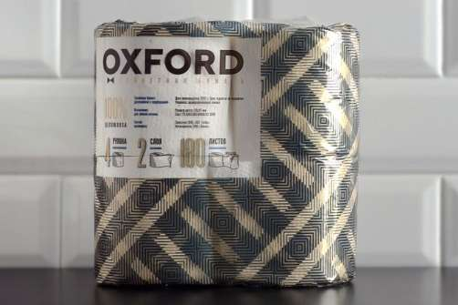 trim tissue branding   oxford toilet paper packaging