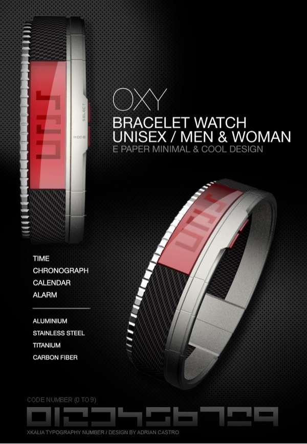 ePaper Bracelets