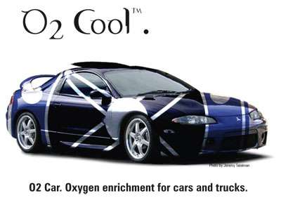 Oxygen Delivery System For Your Car