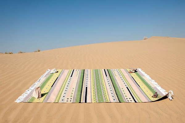 Barren Desert Lookbook