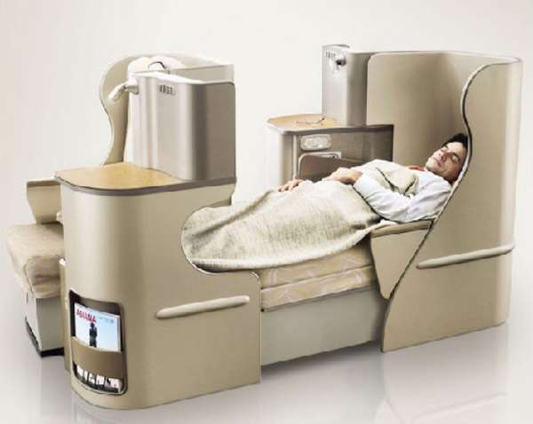 Business Class Bedrooms