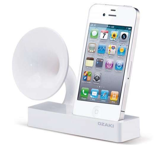 Phonograph Smartphone Amplifiers