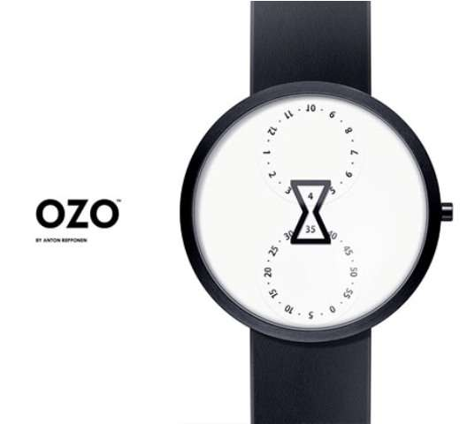 Hourglass Watch Faces